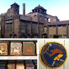 field trip moravian pottery and tile works ms weatherbee