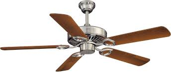 minka aire f588 sp bn ultra max 54 ceiling fan with wall