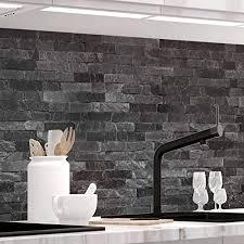 stickerprofis küchenrückwand selbstklebend steinwand