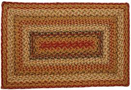 Homespice Decor Jute Rugs by Mustard Seed Jute Braided Rugs Primitive Home Decors