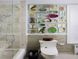 Image Of Rustic Bathroom Wall Decor