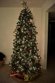Sears Artificial Christmas Trees by Set Up Christmas Tree Christmas Lights Decoration
