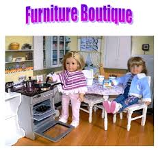 American Girl Doll Furniture 18 Inch Doll Clothes & Trunks Beds