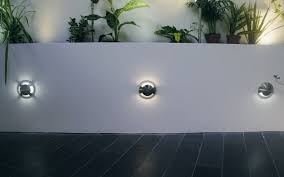 recessed wall light fixture led outdoor marine grade