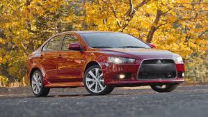 2013 Mitsubishi Lancer Recognized by USAA as the Best Value in the