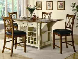Kitchen Island With Seating For 4 Full Size Of Portable Islands