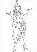 32 Winx Club Pictures To Print And Color Last Updated December 5th