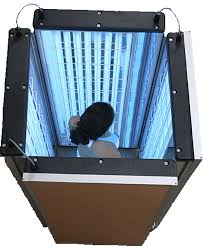 foldalite uvb light box for home phototherapy the phototherapy
