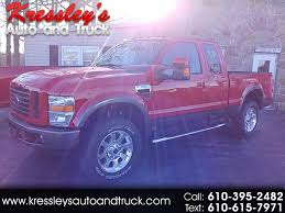 100 Used Ford Super Duty Trucks For Sale 2008 FORD SUPER DUTY F350 SRW 4WD PICKUP TRUCK FOR SALE 609862