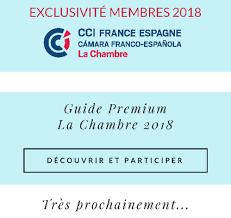chambre de commerce espagnole en guide premium la chambre 2018 cci espagne