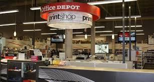 fice Depot Copy & Print Cen fice Depot fice