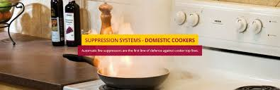 Stovetop Fire Stop Automatic Suppressors Are The First Line Of Defence Against Cooker Top Fires