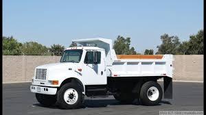 100 International 4700 Dump Truck 2000 57 Yard YouTube