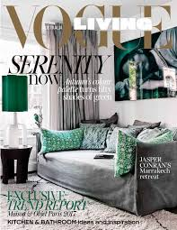 Interior Decorating Magazines Australia by Vogue Living