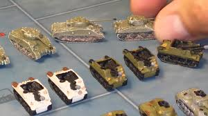 Painted US Army Axis And Allies