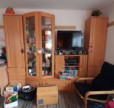 wohnzimmer schrank wohnwand in 33378 rheda wiedenbrück für