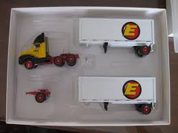 Estes Express Die Cast Doubles...Winross | Trains And Trucks ...