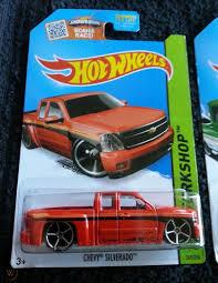 100 C10 Chevy Truck 20152017 Hot Wheels Custom 62 67