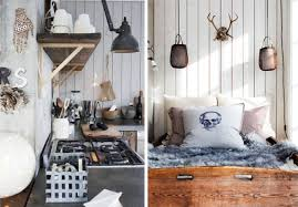 chambre deco scandinave accent du grand nord