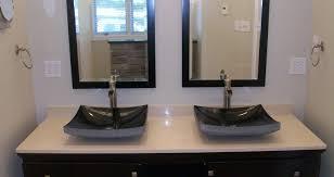 sink sinks home depot bathroom lowes pedestal sink square vessel