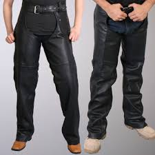 leathers best quality unisex leather chaps