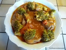 osso bucco cuisine et vins de osso buco de veau aux tomates et au brocoli recette iterroir