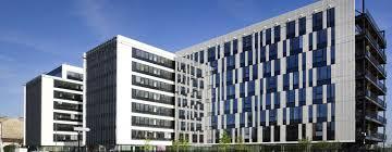 bnp paribas siege bnp paribas estate and ga smart building recently inaugurated