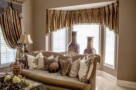 swag curtains for living room drapery curtains and window