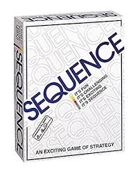 Amazon Sequence Game Unknown Toys Games