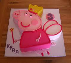 peppa pig cake decorations 25 unique princess peppa pig ideas on i want