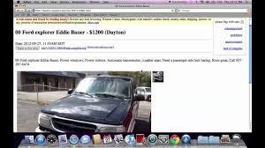 100 Craigslist Ohio Trucks Springfield Used Cars And Deals Online Help