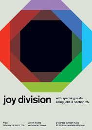 Joy Division At Lyceum Theatre 1980