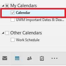 Uwm Help Desk Internal by Office 365 Changing Default Calendar Permissions