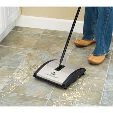 Electric Sweepers For Wood Floors by Natural Sweep Carpet U0026 Floor Sweeper Bissell