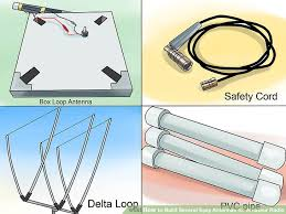 how to build several easy antennas for amateur radio