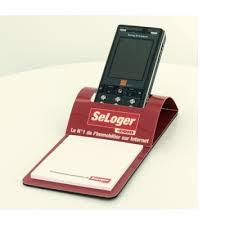 support telephone bureau support de bureau publicitaire pour téléphones portables