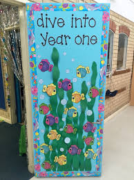 Kindergarten Christmas Door Decorating Ideas by Under The Sea Classroom Door Under The Sea Theme Pinterest