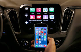 How to use Apple Car Play on Chevrolet Mylink system