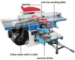 Woodworking Machinery Ireland by Zicar Mq292a Multi Use Machine Woodworking Machine Combination