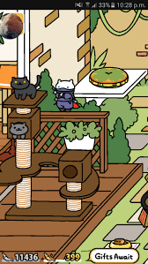 Neko Atsume Yards