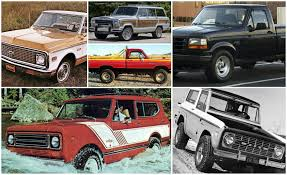 Pick 'Em Up: The 51 Coolest Trucks Of All Time | 究極のマシーン ...