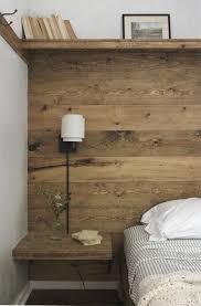 chambre en lambris bois les lambris bois en déco