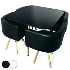 table cuisine chaise encastrable table cuisine chaise encastrable