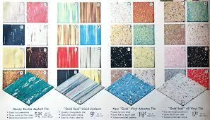 Covering Asbestos Floor Tiles Basement by Retro Vinyl Asbestos Sheet Flooring Sample By Asbestoramaretro Usa