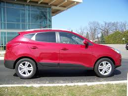 Review: 2010 Hyundai Tucson Take Two - The Truth About Cars