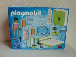playmobil 9271 schlafzimmer neu ovp modernes wohnen spielzeug