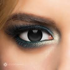 Black Out Chromaview Fashion Contact Lens EMP