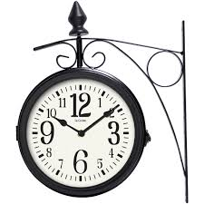 Bed Bath And Beyond Decorative Wall Clocks by La Crosse 104 730 8