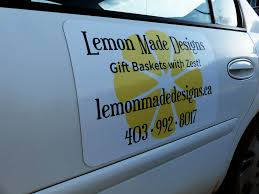 Lemon-Made-Design-Magnet-Door-Signs - Dream Image Signs