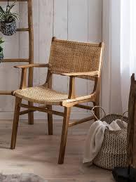 sit esszimmerstuhl mit armlehnen moderner rattanstuhl kaufen otto